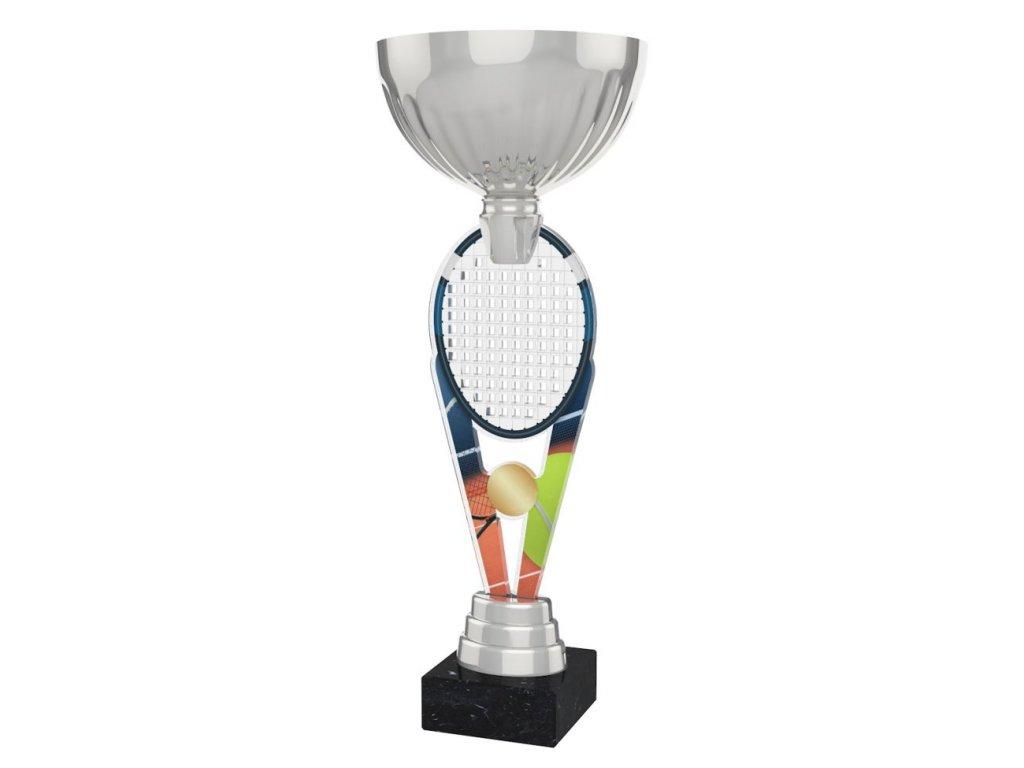 Acrylic trophy ACUPSILVM05