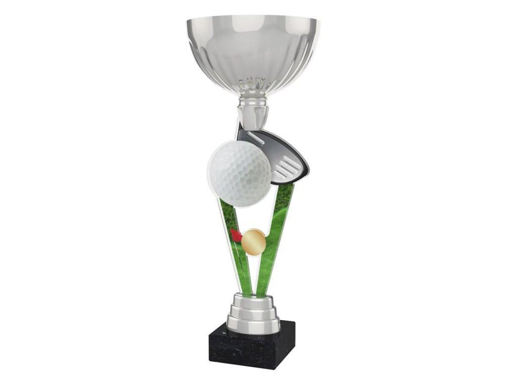 Acrylic trophy ACUPSILVM07
