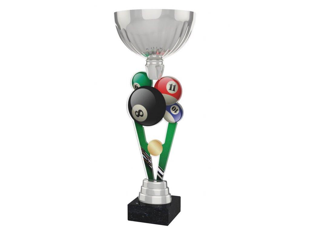 Acrylic trophy ACUPSILVM09