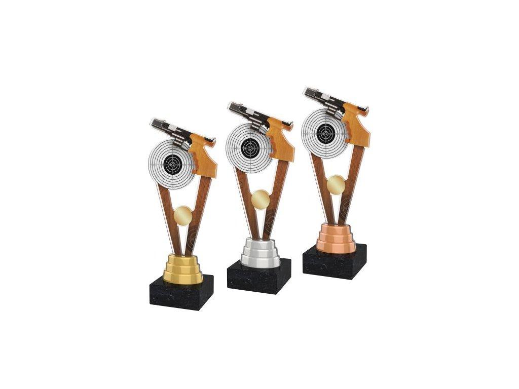 Acrylic trophy ACUTM13