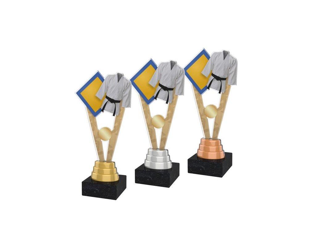 Acrylic trophy ACUTM15