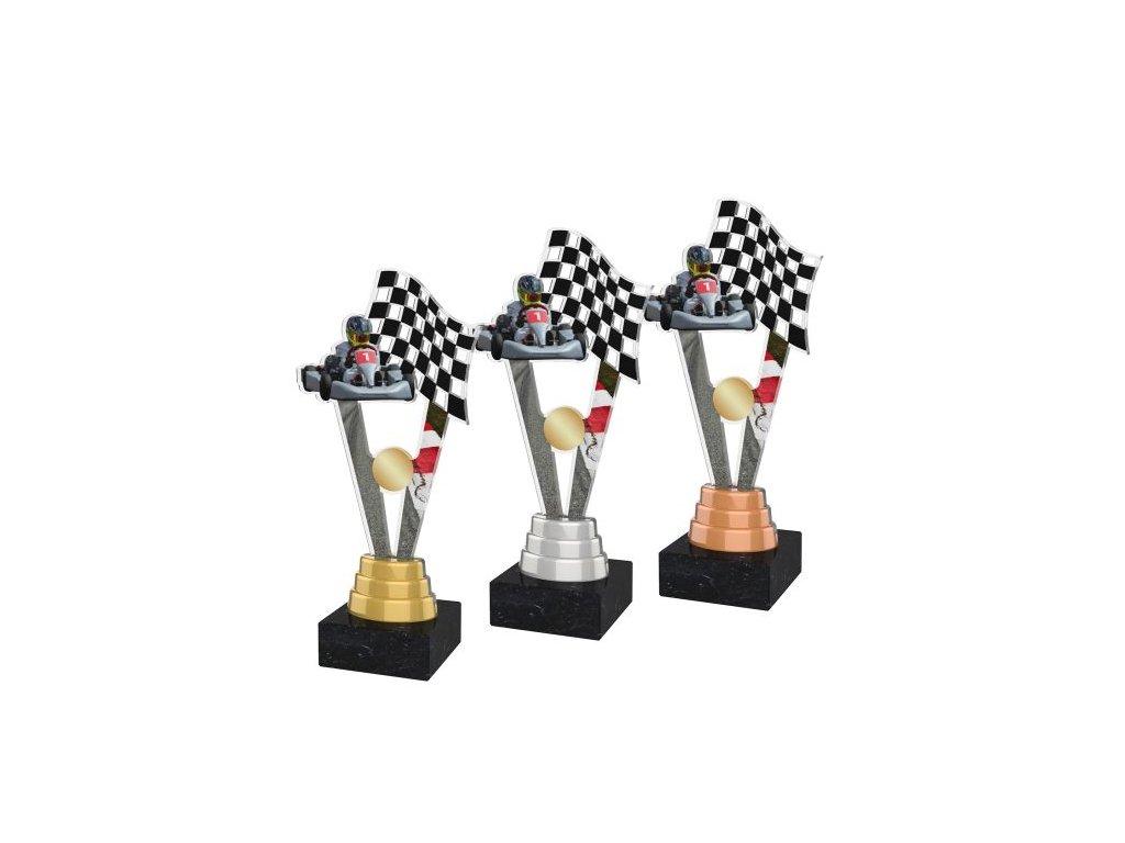 Acrylic trophy ACUTM17
