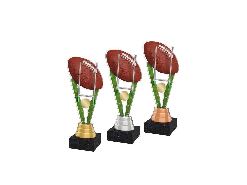 Acrylic trophy ACUTM30