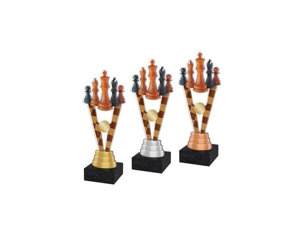 Acrylic trophy ACUTM32