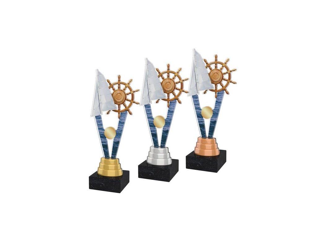 Acrylic trophy ACUTM37