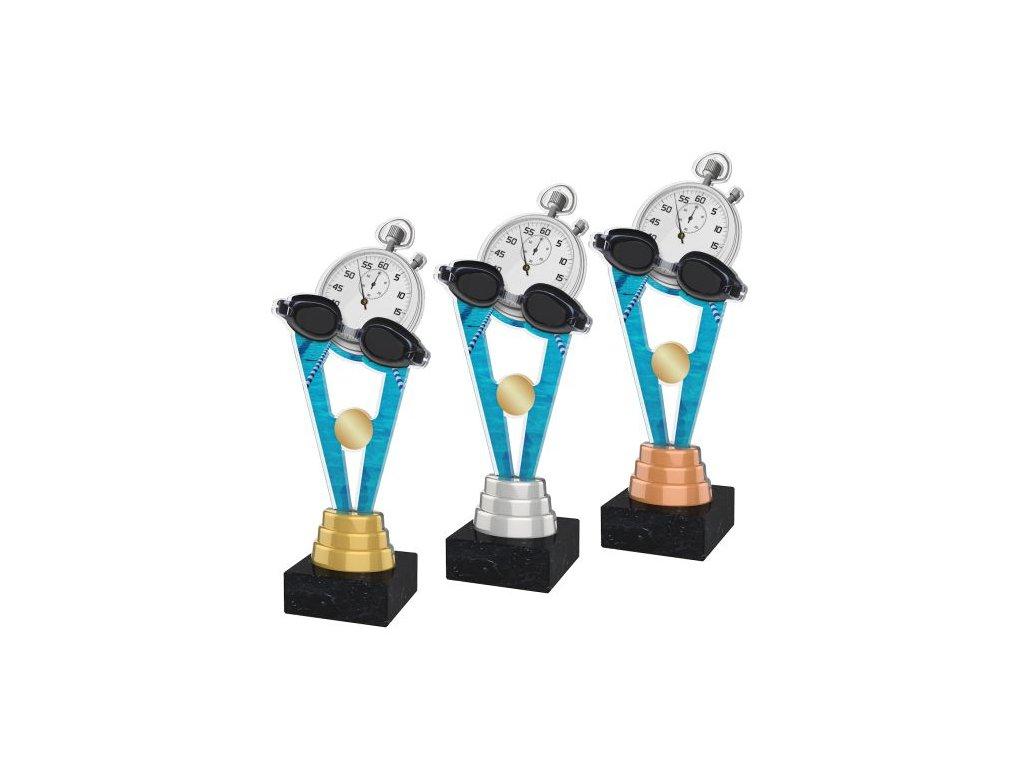 Acrylic trophy ACUTM38