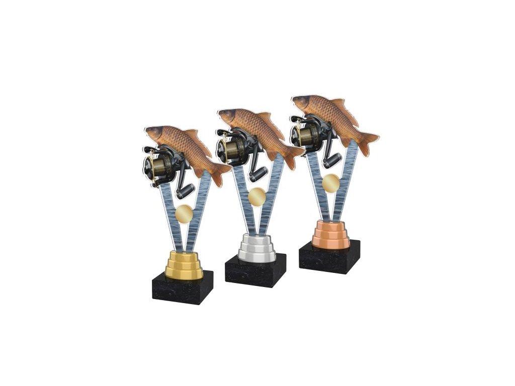 Acrylic trophy ACUTM40