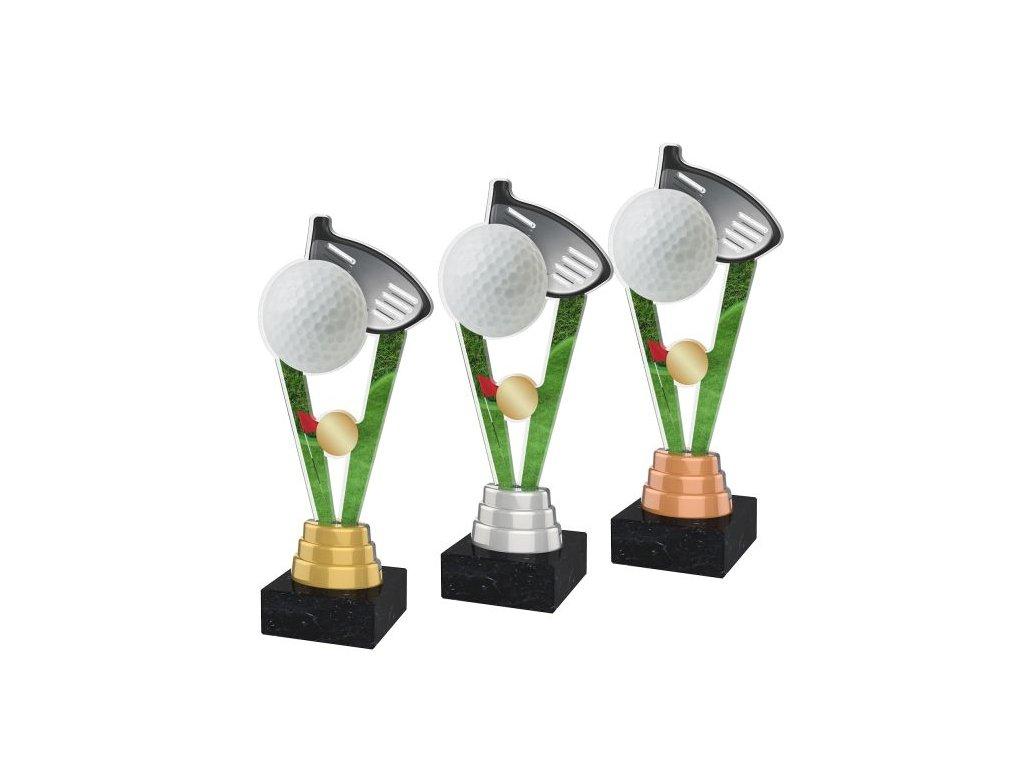 Acrylic trophy ACUTM07