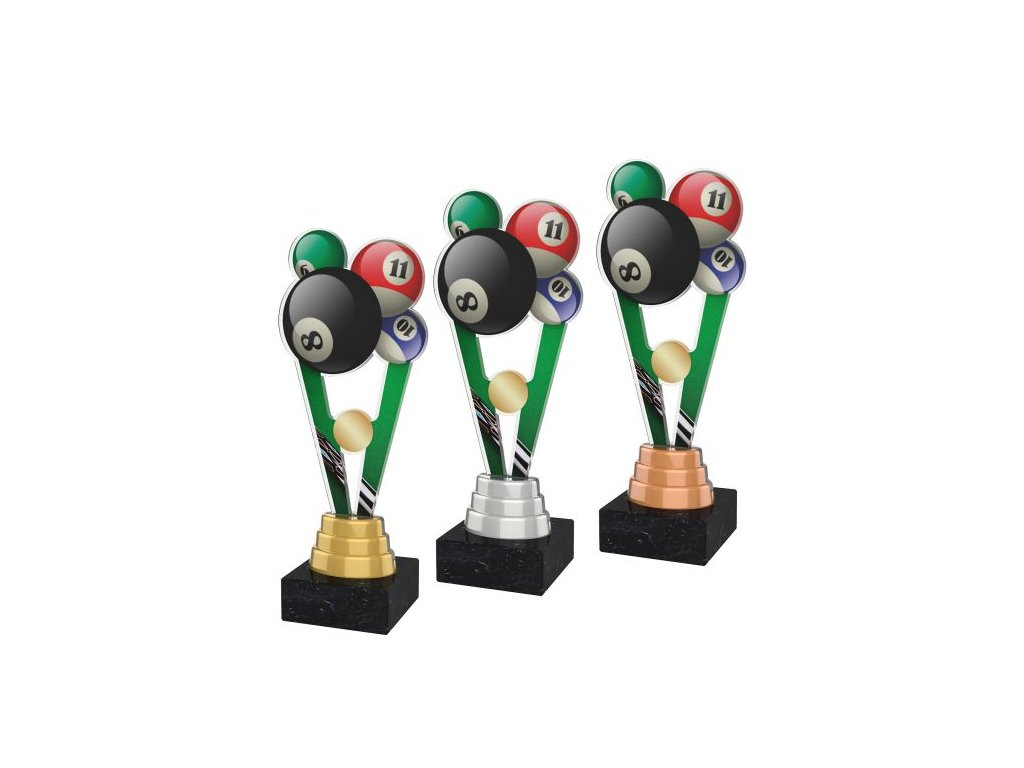 Acrylic trophy ACUTM09