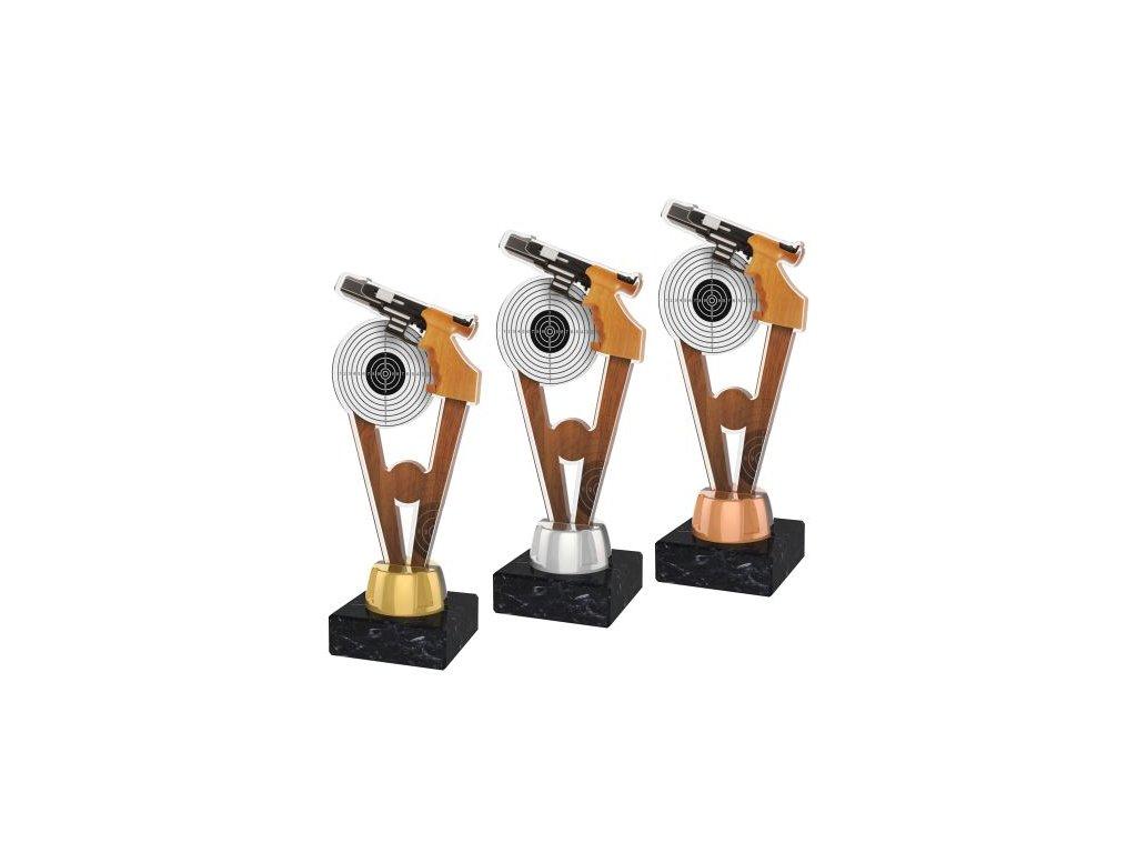 Acrylic trophy ACUTMINIM13