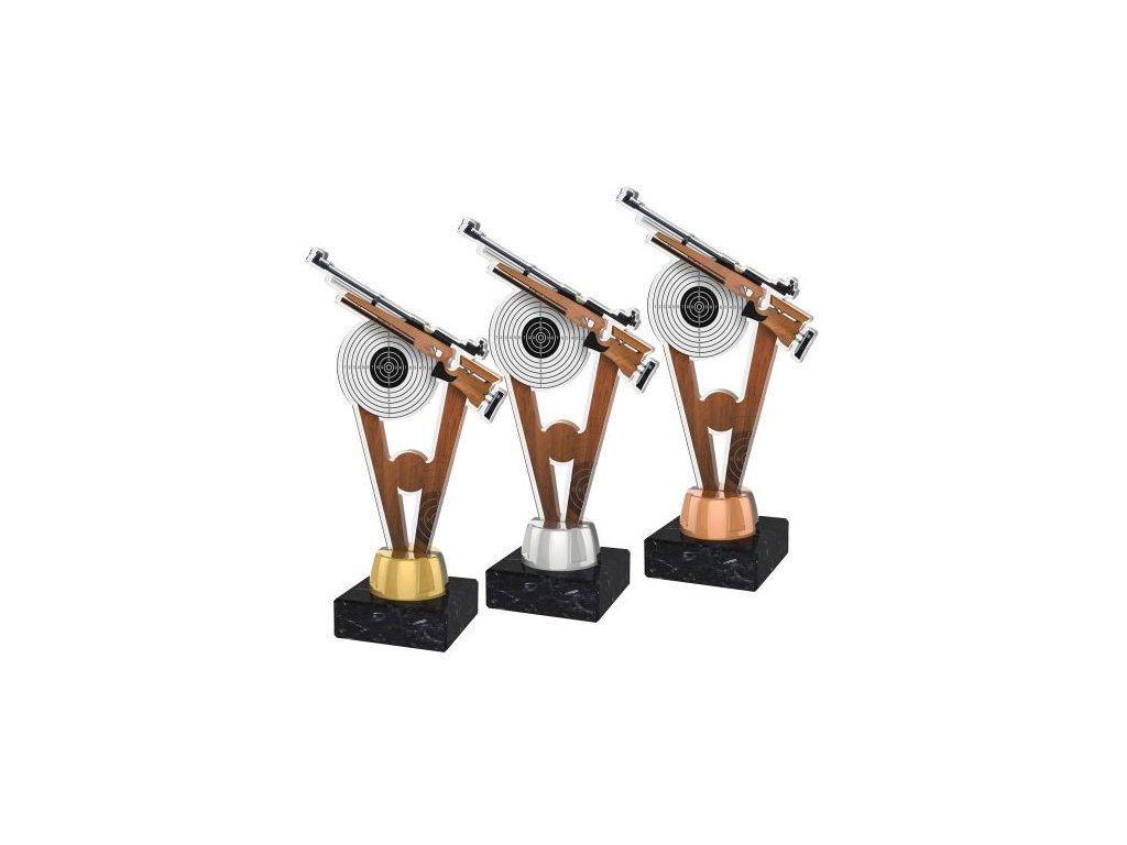 Acrylic trophy ACUTMINIM14