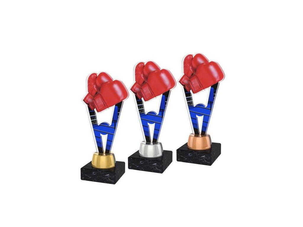 Acrylic trophy ACUTMINIM16