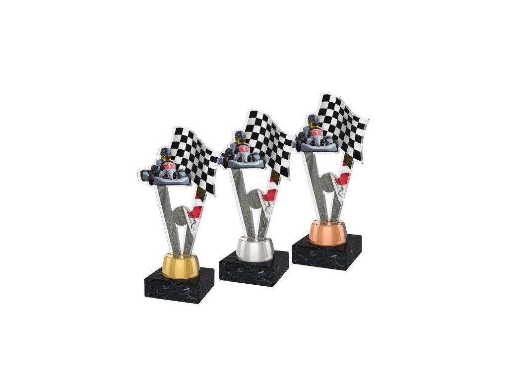 Acrylic trophy ACUTMINIM17