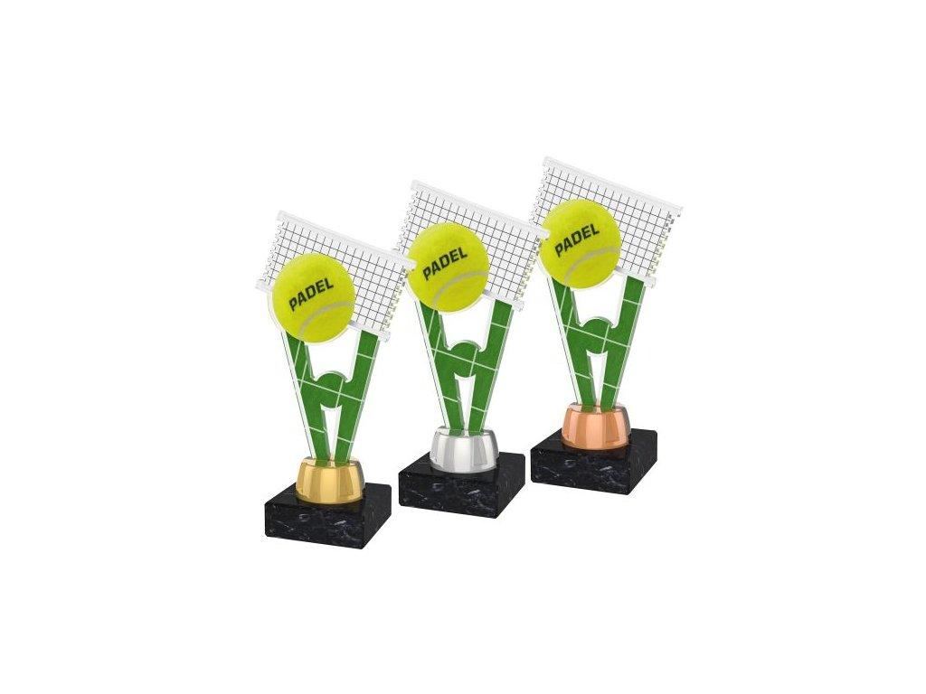 Acrylic trophy ACUTMINIM20