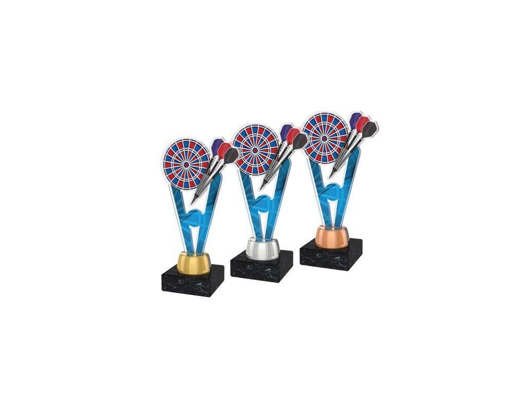 Acrylic trophy ACUTMINIM28