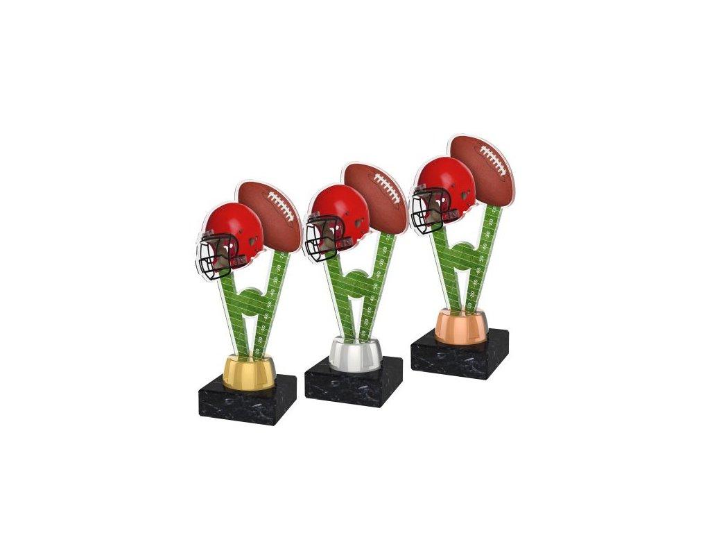 Acrylic trophy ACUTMINIM29