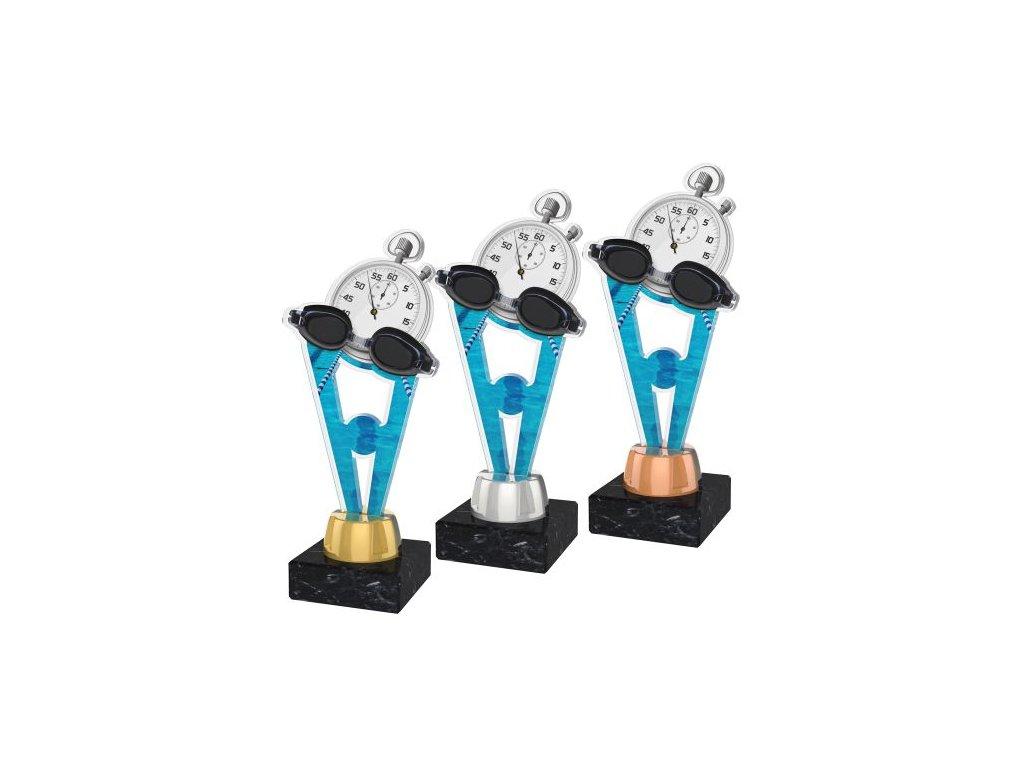 Acrylic trophy ACUTMINIM38