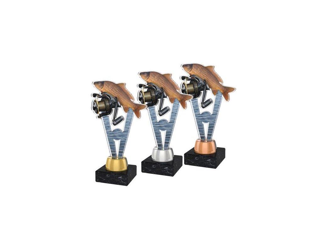 Acrylic trophy ACUTMINIM40