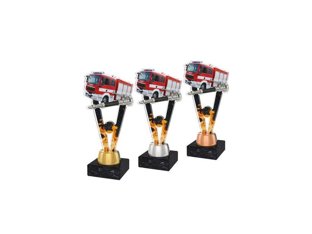 Acrylic trophy ACUTMINIM50