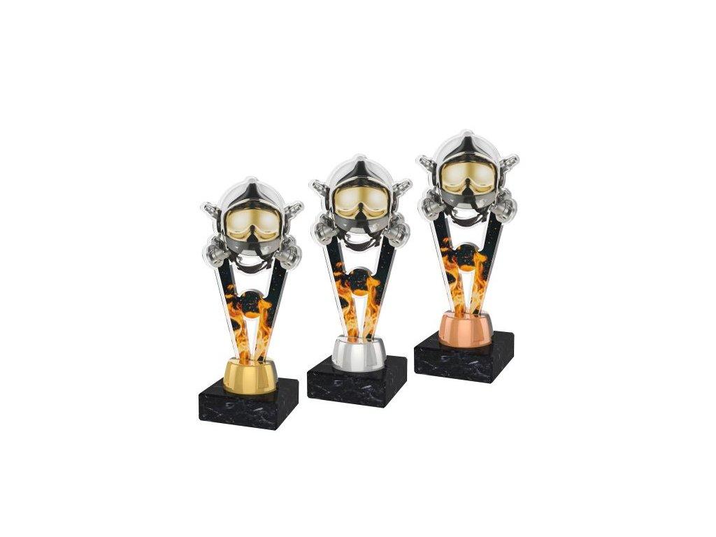 Acrylic trophy ACUTMINIM52