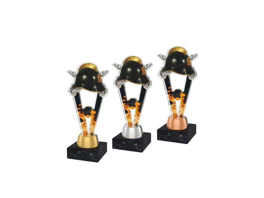 Acrylic trophy ACUTMINIM53