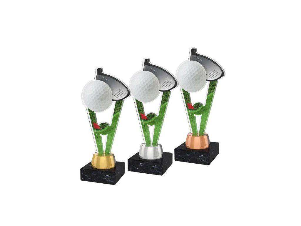Acrylic trophy ACUTMINIM07