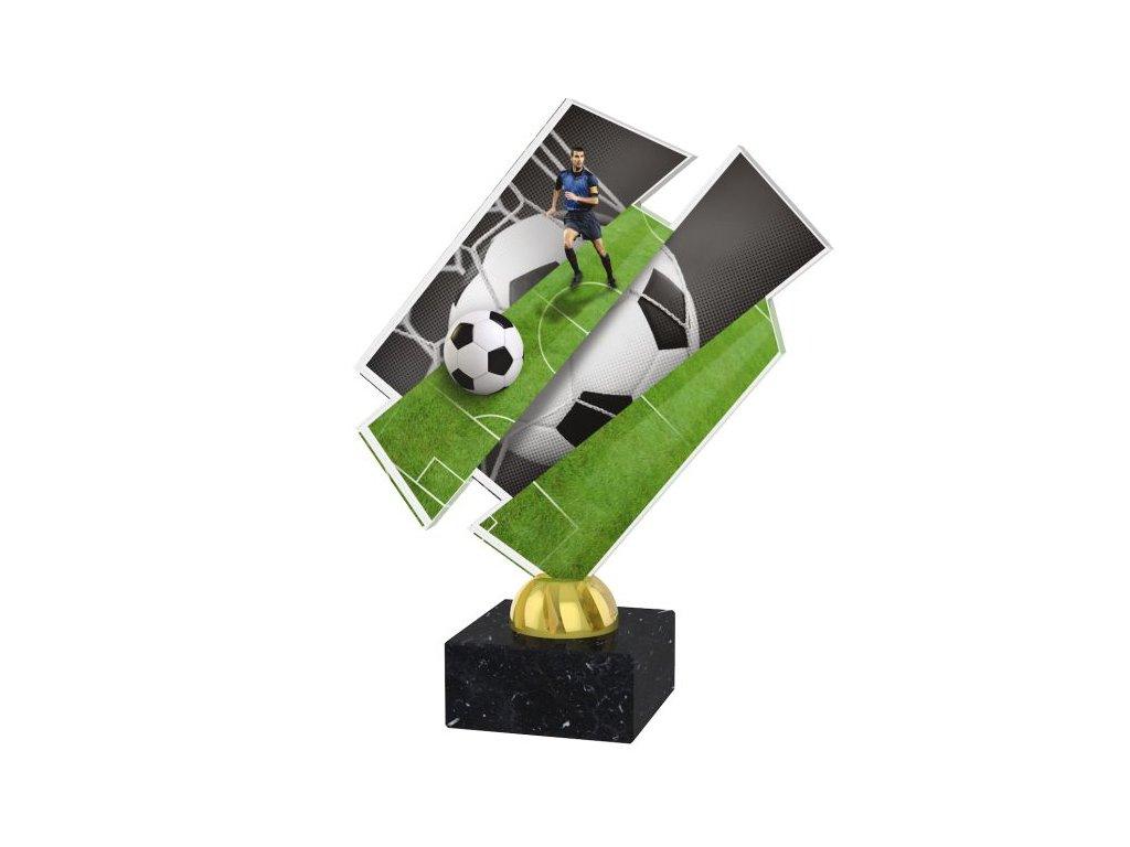 Acrylic trophy ACZM01