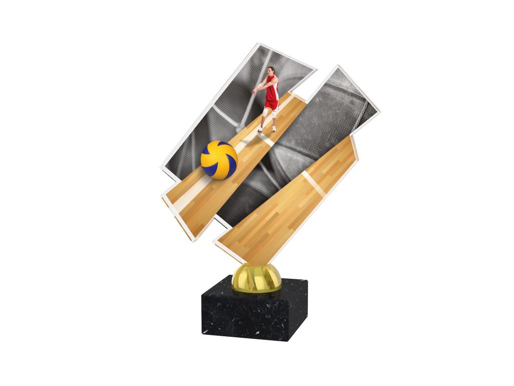 Acrylic trophy ACZM10