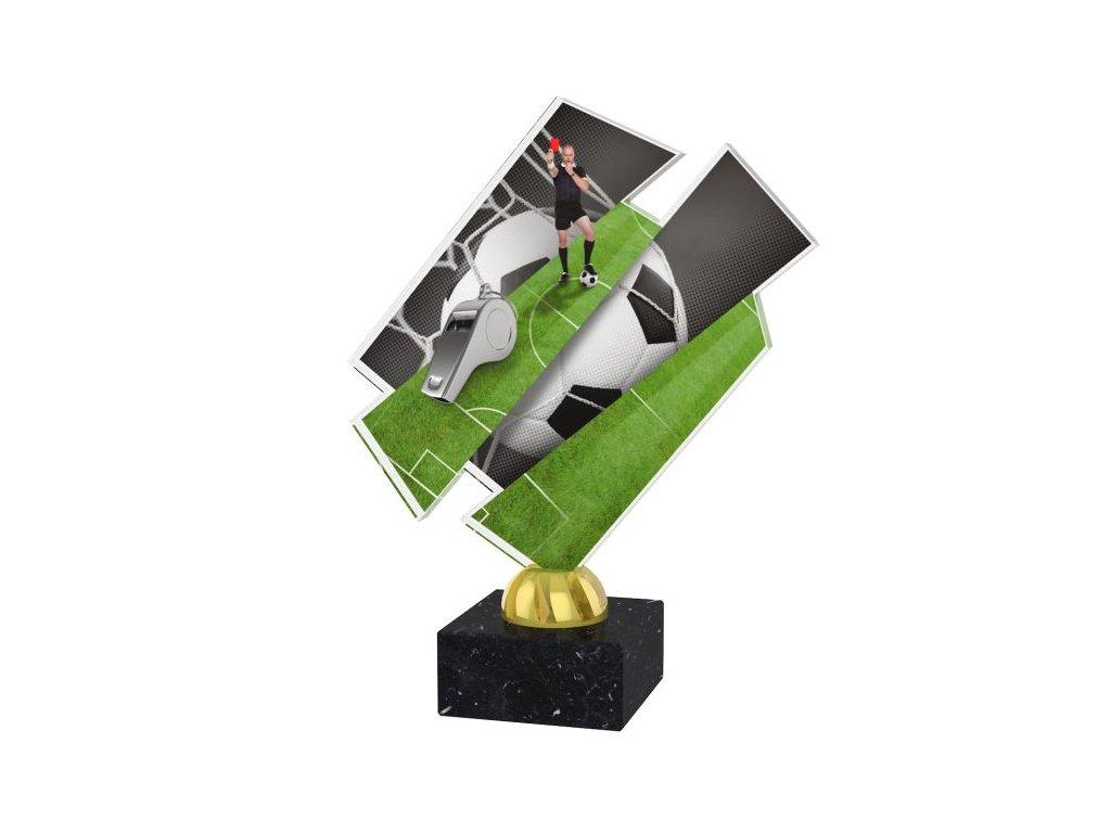 Acrylic trophy ACZM14