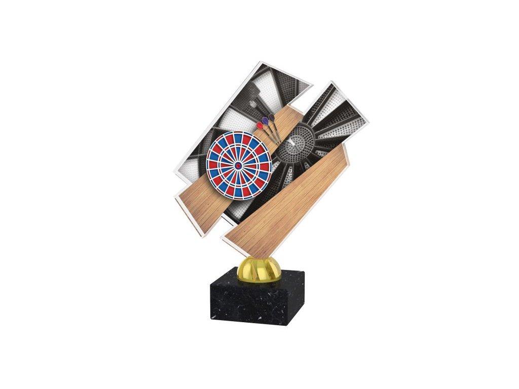 Acrylic trophy ACZM15