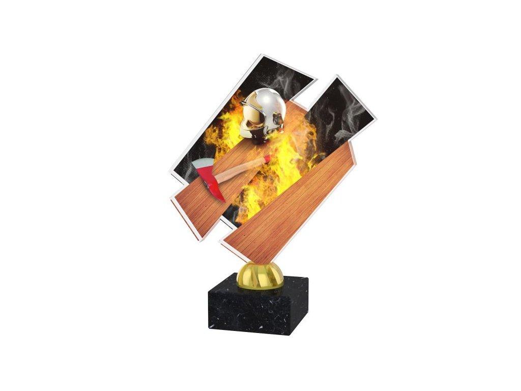 Acrylic trophy ACZM20