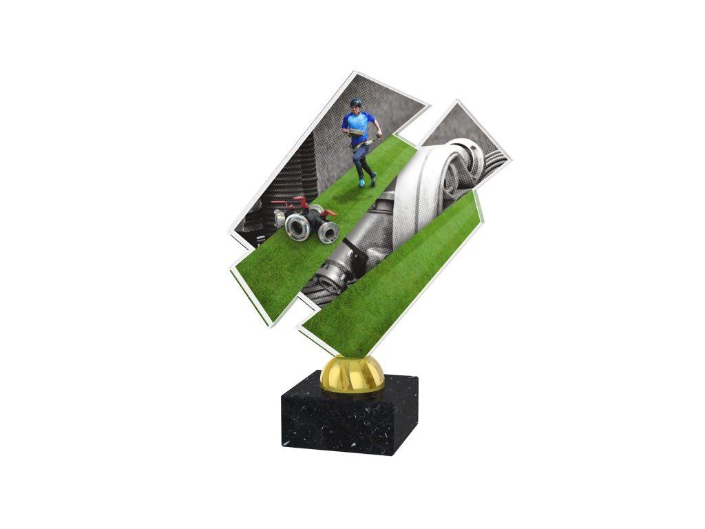 Acrylic trophy ACZM21