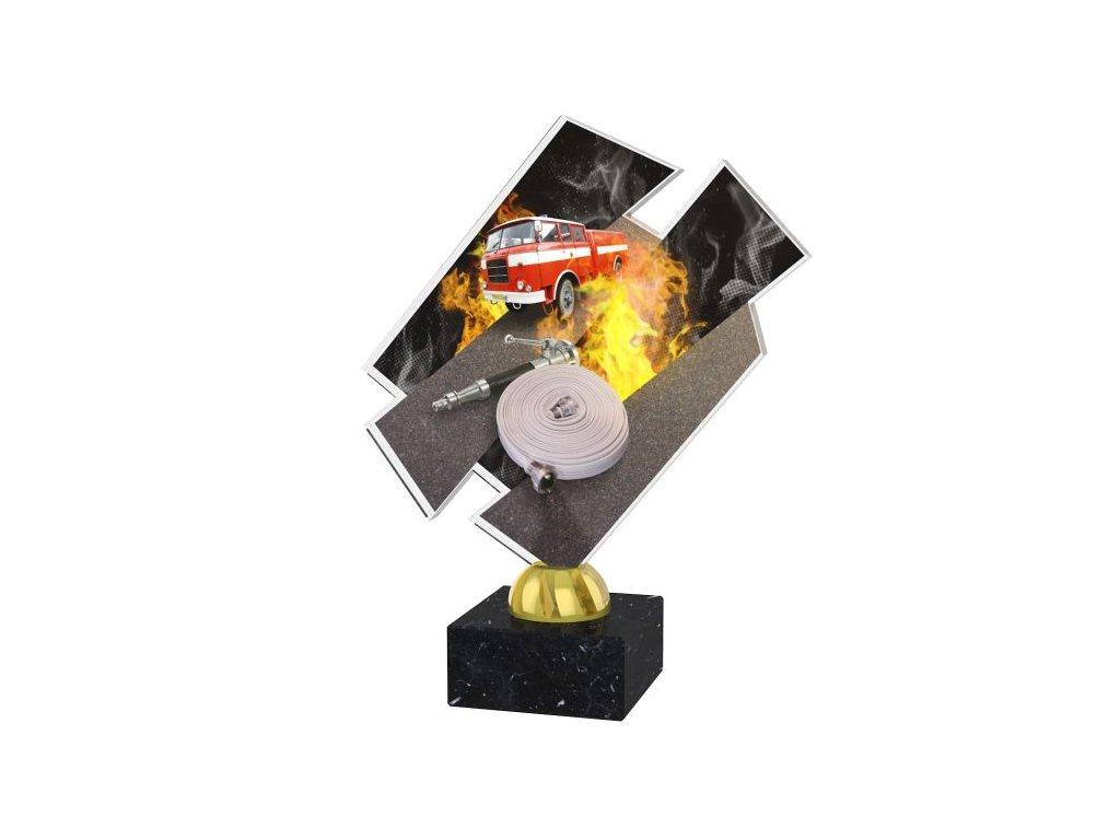 Acrylic trophy ACZM22