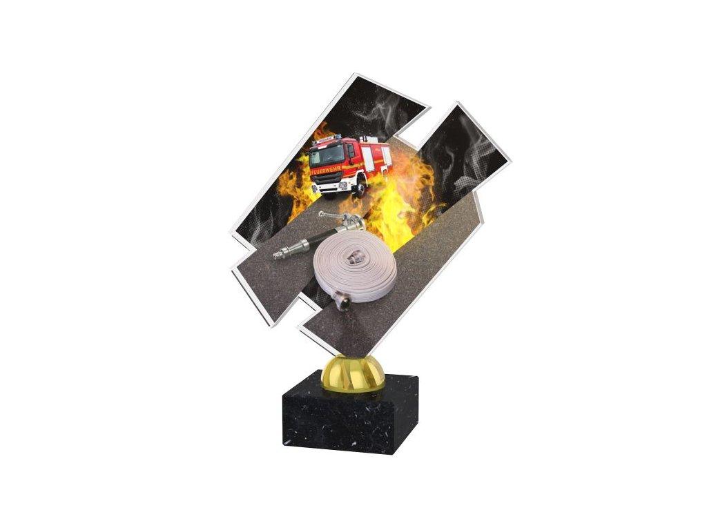 Acrylic trophy ACZM24