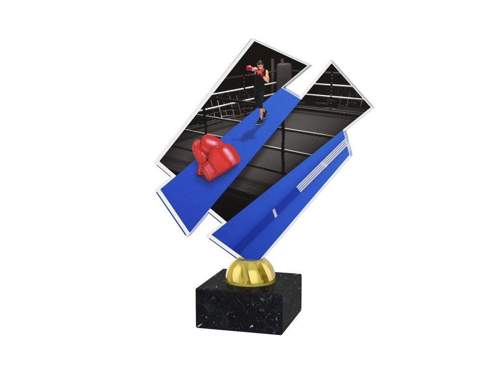 Acrylic trophy ACZM25