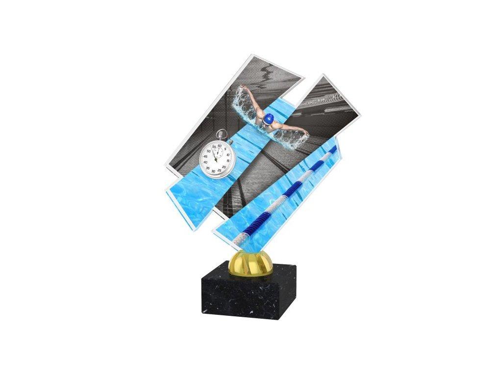 Acrylic trophy ACZM26