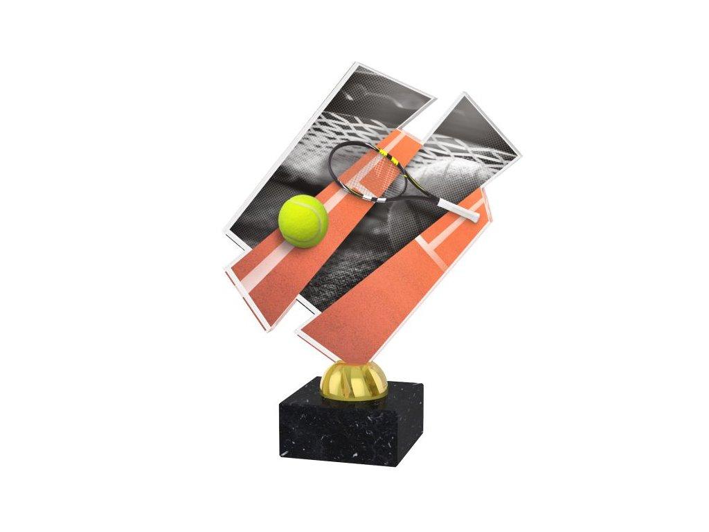 Acrylic trophy ACZM03