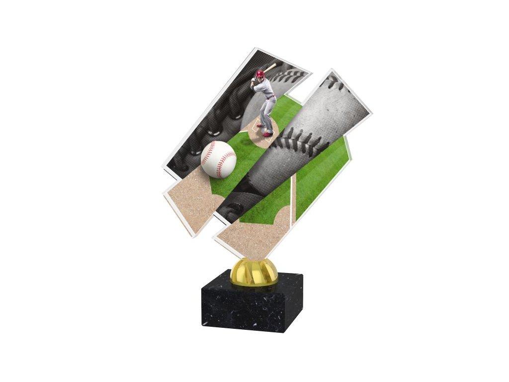 Acrylic trophy ACZM30