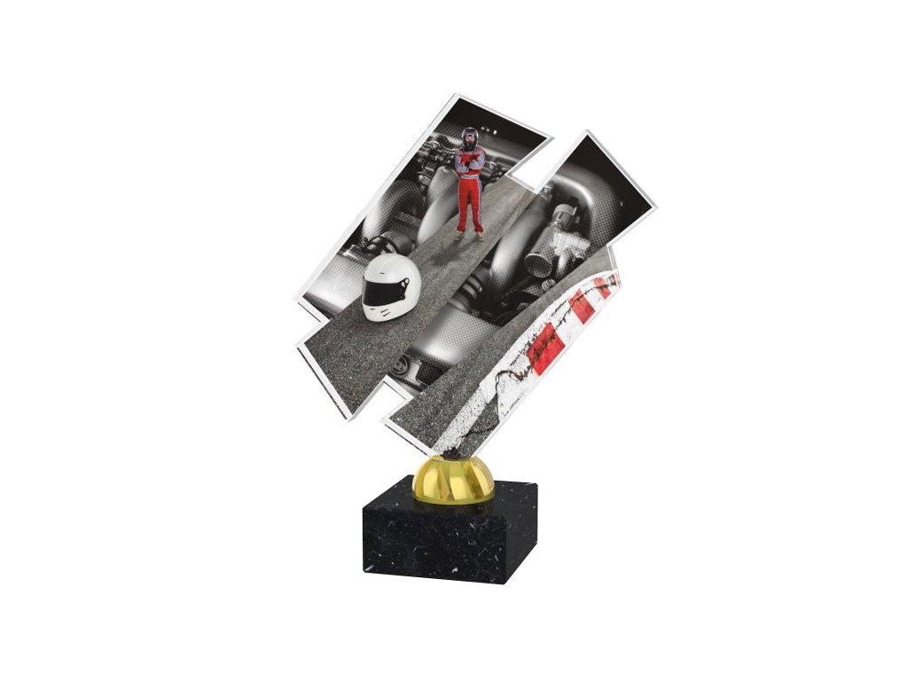 Acrylic trophy ACZM31