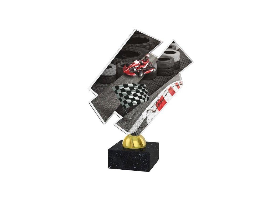 Acrylic trophy ACZM32