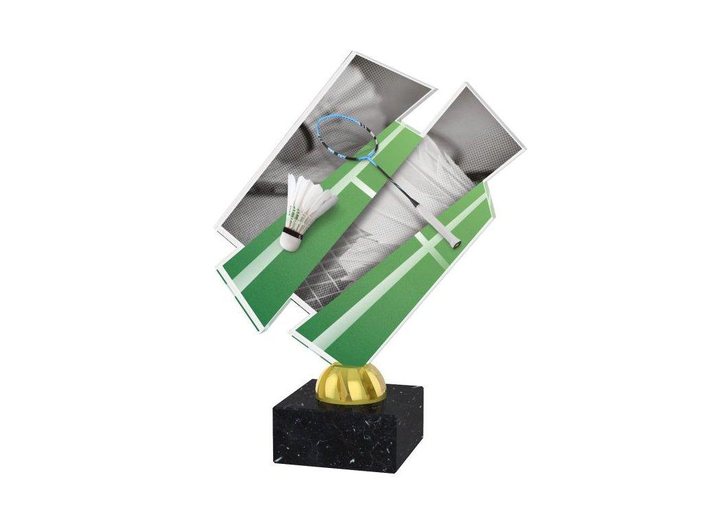 Acrylic trophy ACZM06