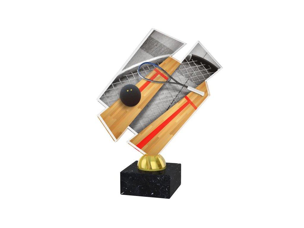 Acrylic trophy ACZM08