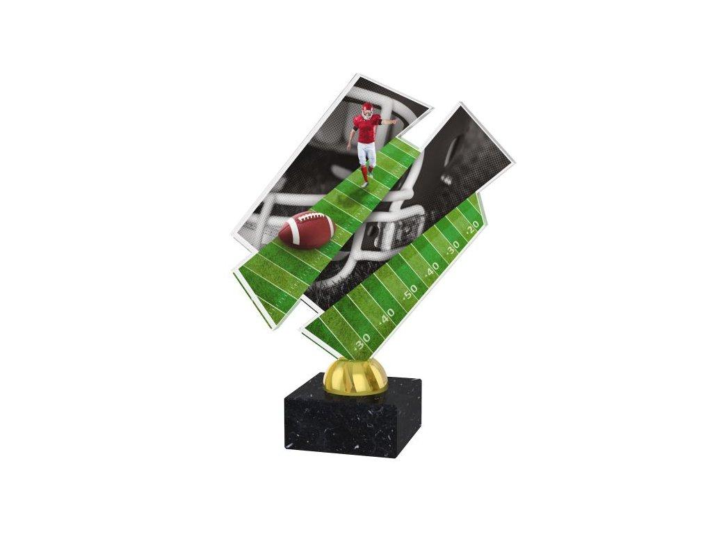 Acrylic trophy ACZM09