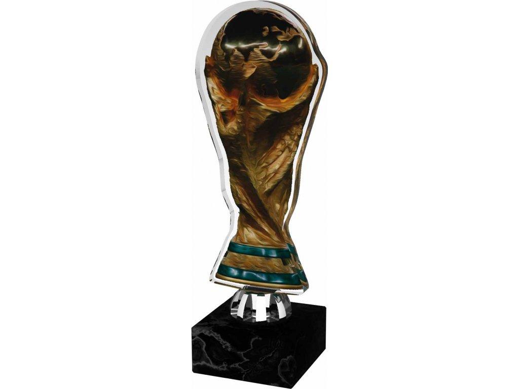 Acrylic trophy PLF
