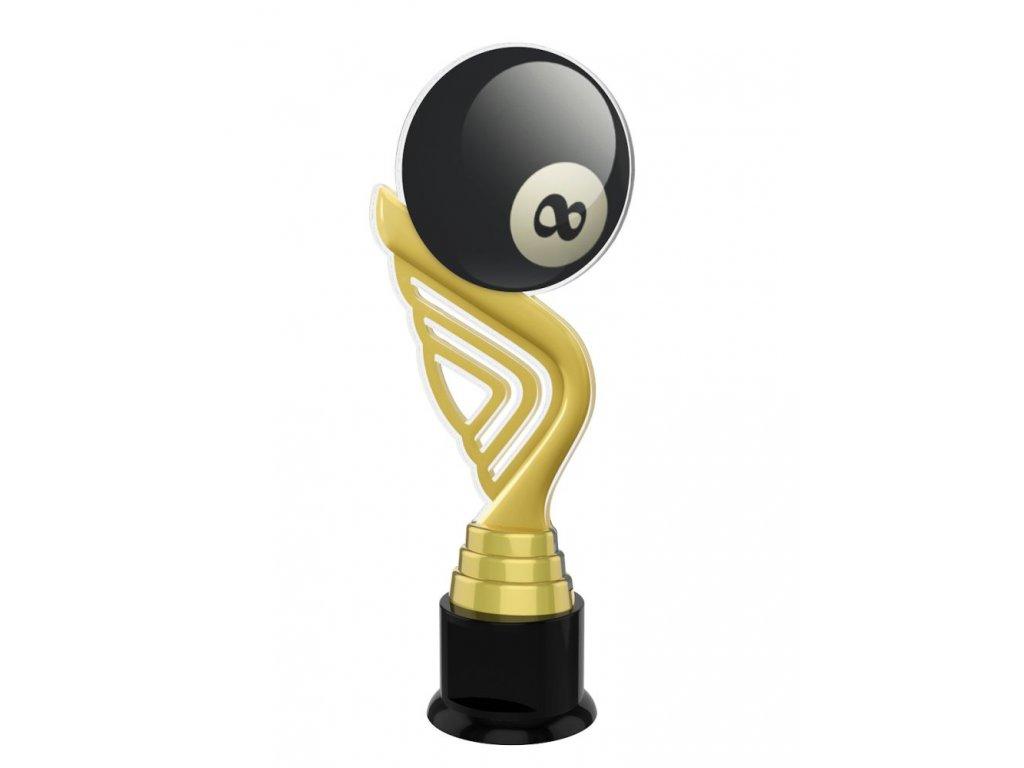 Acrylic  trophy ACTA001M1
