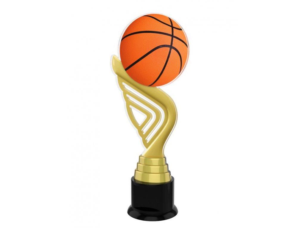 Acrylic  trophy ACTA001M11