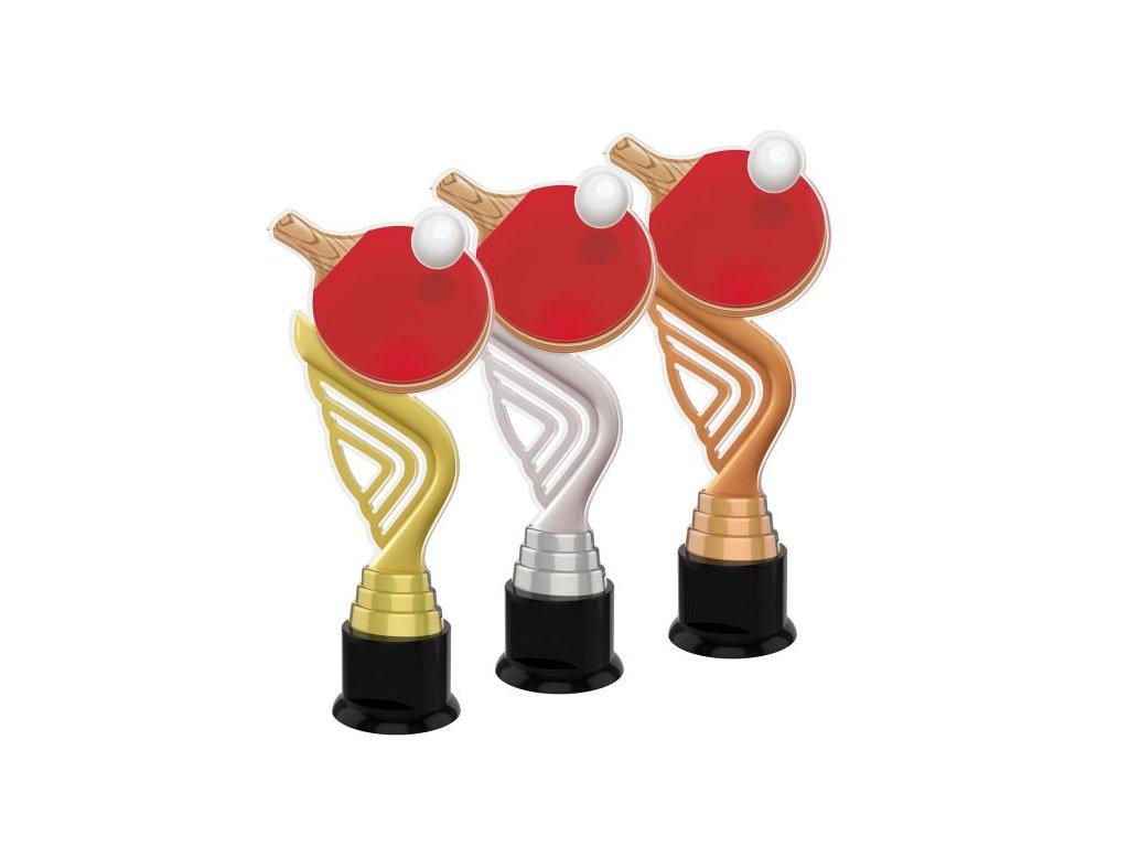 Acrylic  trophy ACTA001M18