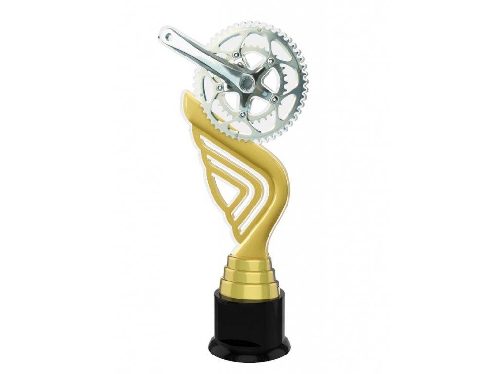 Acrylic  trophy ACTA001M19