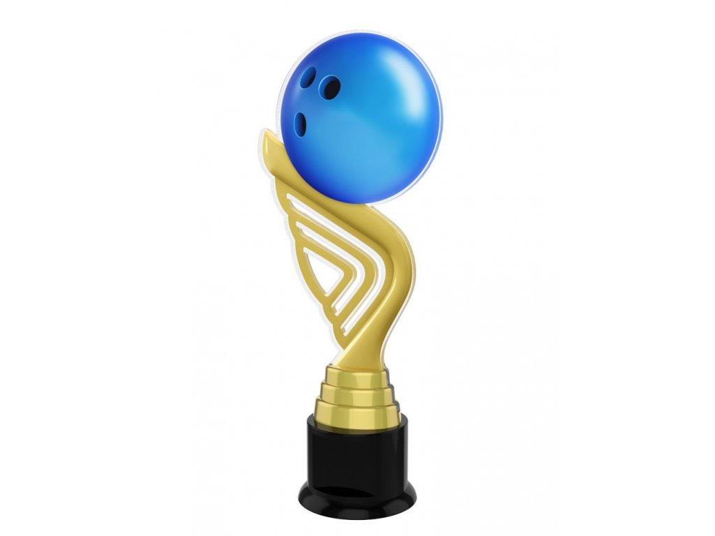 Acrylic  trophy ACTA001M2