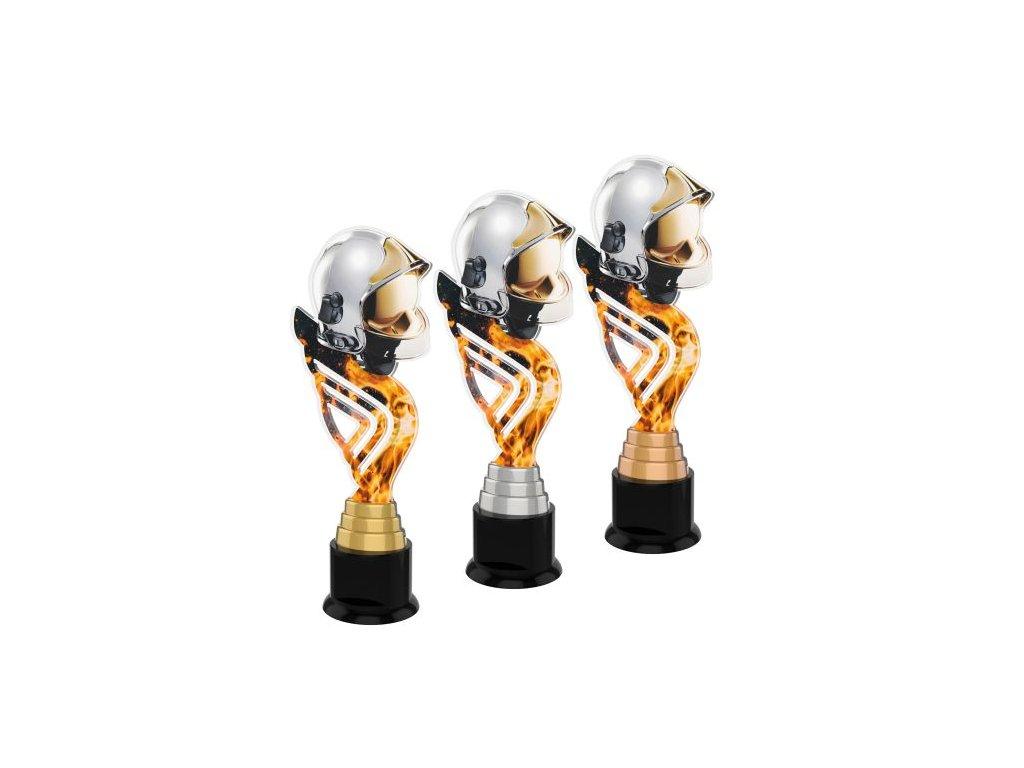 Acrylic  trophy ACTA001M21